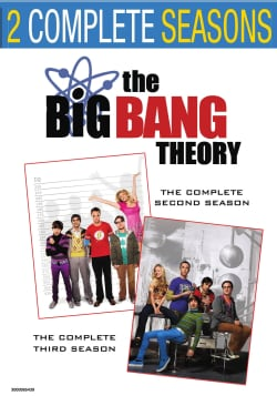 The Big Bang Theory: Season 2 & 3 (DVD)