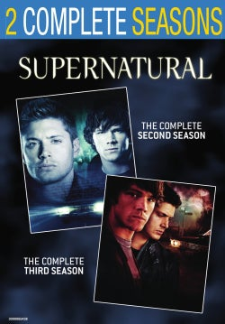 Supernatural: Season 2 & 3 (DVD)