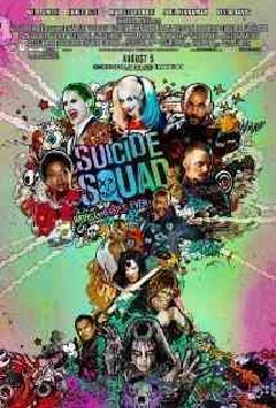 Suicide Squad 3D (Blu-ray Disc)