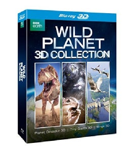 Wild Planet 3D Collection (Blu-ray Disc)
