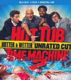 Hot Tub Time Machine 2 (Blu-ray Disc)