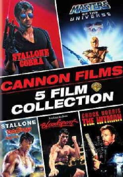 Cannon Films: 5 Film Collection (DVD)