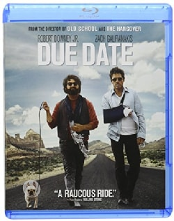 Due Date (Blu-ray Disc)