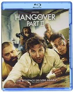 The Hangover Part II (Blu-ray Disc)