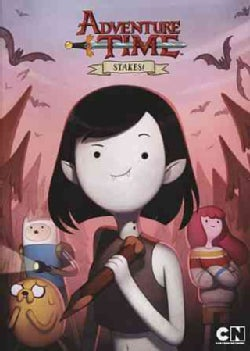 Adventure Time: Stakes! Miniseries Vol. 11 (DVD)