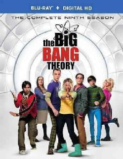 The Big Bang Theory: The Complete Ninth Season (Blu-ray Disc)