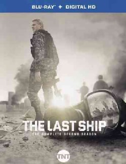 The Last Ship: The Complete Second Season (Blu-ray Disc)