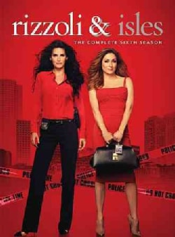 Rizzoli & Isles: The Complete Sixth Season (DVD)