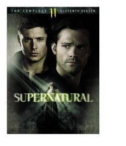 Supernatural: The Complete Eleventh Season (DVD)