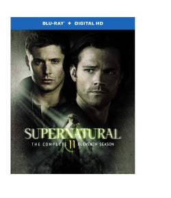 Supernatural: The Complete Eleventh Season (Blu-ray Disc)