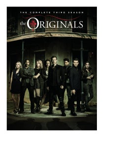 The Originals: Season Three (DVD)