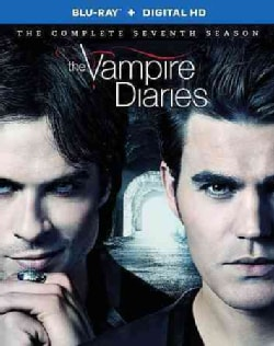 The Vampire Diaries: The Complete Seventh Season (Blu-ray Disc)