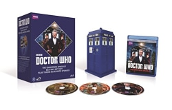 Doctor Who: Christmas Specials Giftset (Blu-ray Disc)
