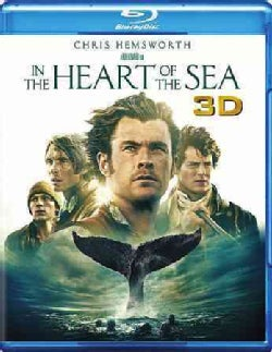 In The Heart of The Sea 3D (Blu-ray/DVD)