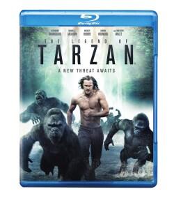 The Legend Of Tarzan (Blu-ray Disc)