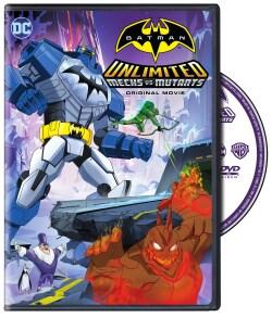 Batman Unlimited: Mechs Vs Mutants MFV (DVD)
