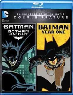 Batman: Gotham Knight/DCU Batman Year One (Blu-ray Disc)