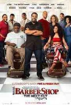 Barbershop: The Next Cut (Blu-ray Disc)