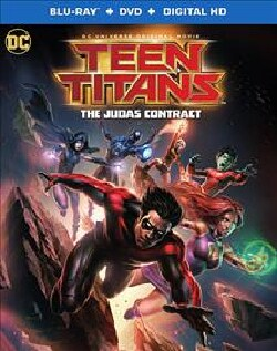 DCU: Teen Titans: The Judas Contract MFV (Blu-ray Disc)