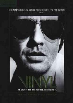Vinyl: Season 1 (DVD)