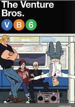 The Venture Bros.: Complete Season Six (DVD)