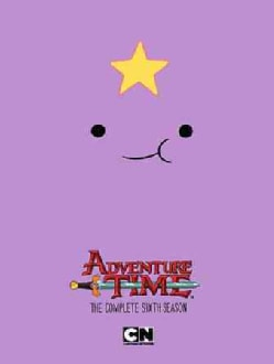 Adventure Time: The Complete Sixth Season (DVD)