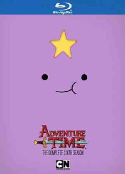 Adventure Time: The Complete Sixth Season (Blu-ray Disc)