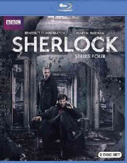 Sherlock: Season Four (Blu-ray Disc)