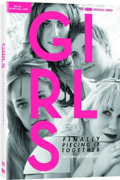 Girls: The Complete Fifth Season (DVD)