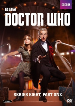 Doctor Who: Series 8, Part 1 (DVD)