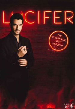 Lucifer: The Complete First Season (DVD)