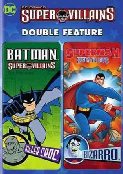 DC Super Villains: Batman Killer Croc/Superman Bizarro