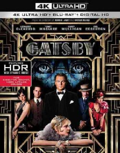 The Great Gatsby (4K Ultra HD Blu-ray)