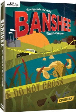 Banshee: The Complete Fourth Season (DVD)
