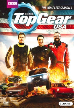 Top Gear: The Complete Fifth Season (DVD)