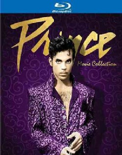 Prince: Movie Collection (Blu-ray Disc)