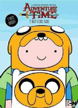 Adventure Time: Jake vs. Me-Mow/Jake The Dad with Hats (DVD)