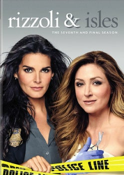 Rizzoli & Isles: The Complete Seventh and Final Season S7 (DVD)