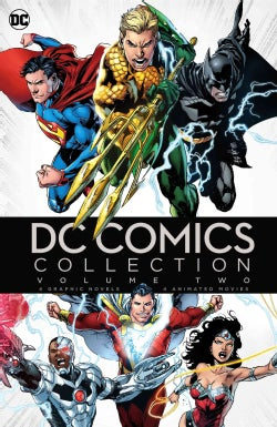 DC Comics Collection (Blu-ray Disc)