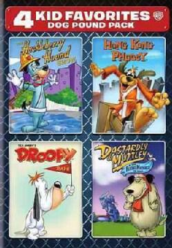 4 Kid Favorites: Dog Pound Pack (DVD)