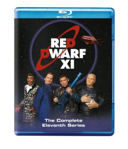 Red Dwarf: XI (Blu-ray Disc)