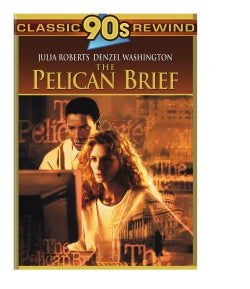 The Pelican Brief (DVD)