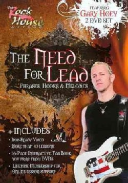 Gary Hoey: The Need for Lead (DVD)