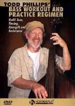 Todd Phillips' Bass Workout and Practice Regimen (DVD)