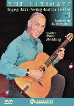 The Ultimate Gypsy Jazz/Swing Guitar Lesson: DVD 1 (DVD)