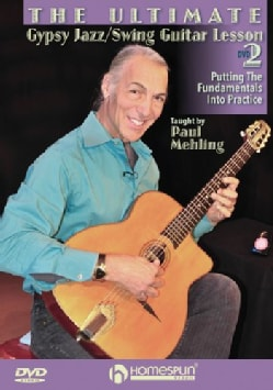 The Ultimate Gypsy Jazz/Swing Guitar Lesson: DVD 2 (DVD)