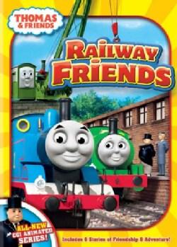 Thomas & Friends: Railway Friends (DVD)