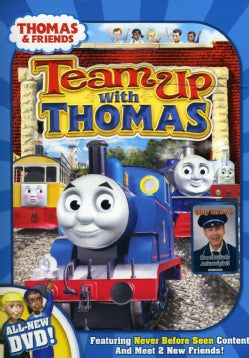 Thomas & Friends: Team Up With Thomas (DVD)