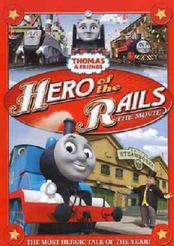 Thomas & Friends: Hero Of The Rails (DVD)