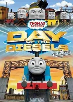 Thomas & Friends: Day Of The Diesels (DVD)